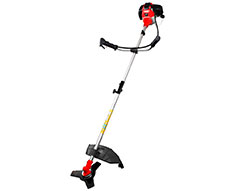 Casals Brush Cutter Petrol Aluminium Red 230mm 52CC