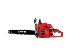 Casals Chainsaw Petrol Plastic Red 460mm 52CC