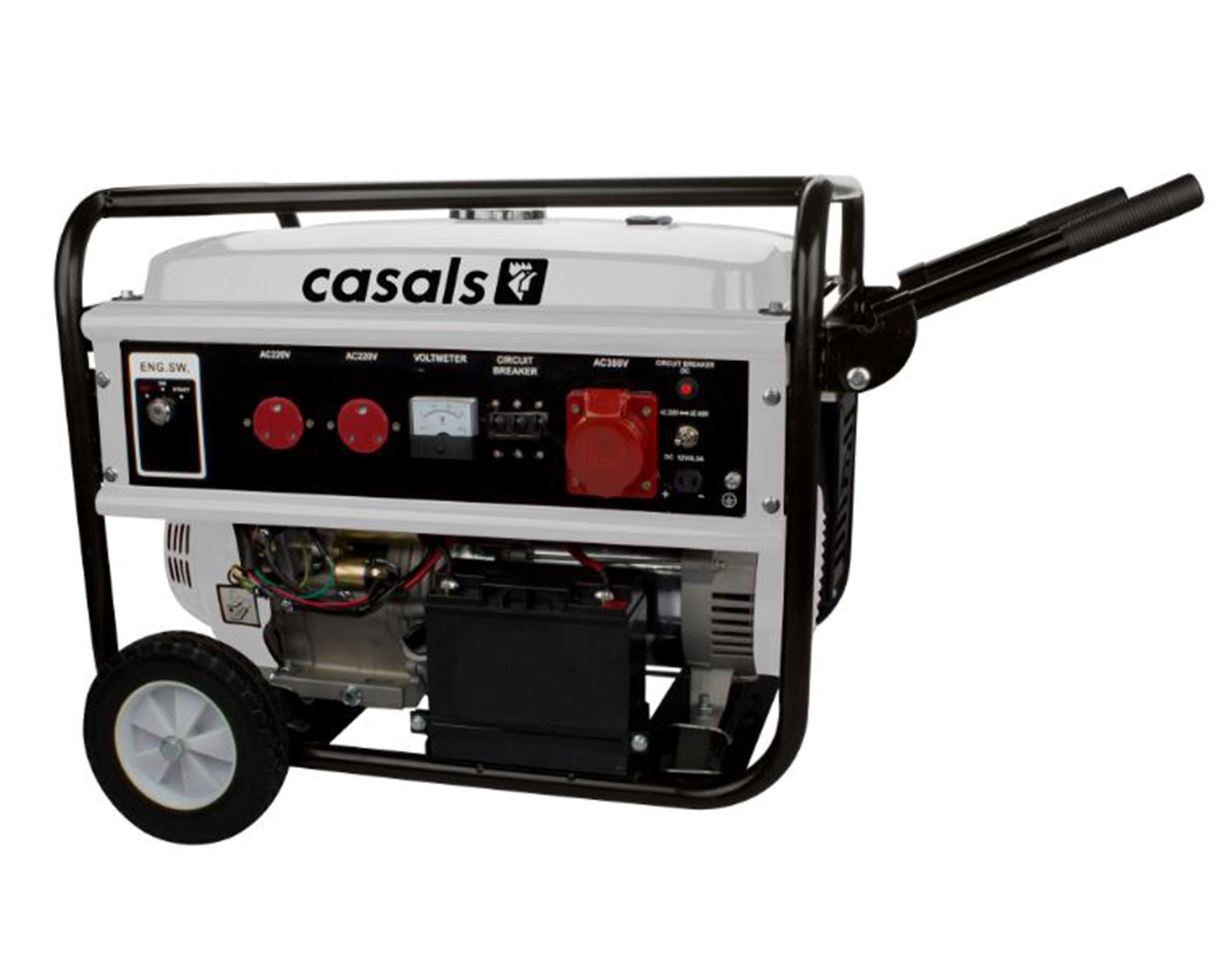 Generator 5000w Casals GEN5500