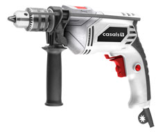 Casals 500W Impact Drill with Auxiliary Handle